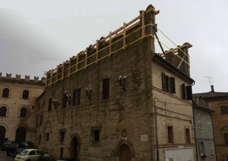 Palazzo del Podestà - Morrovalle
